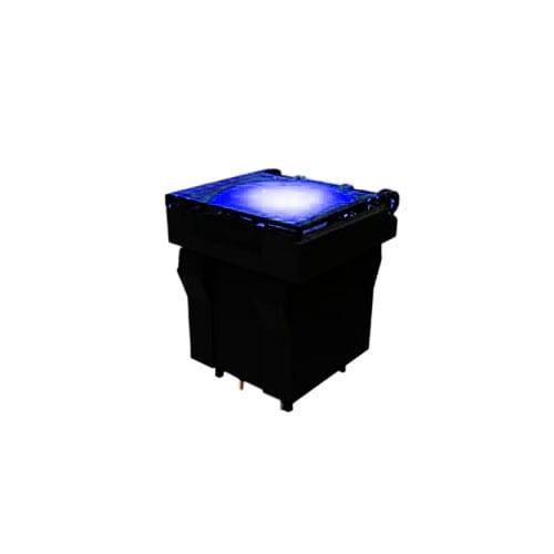 led illuminated push button switch, broadcast switch - rjs electronics ltd