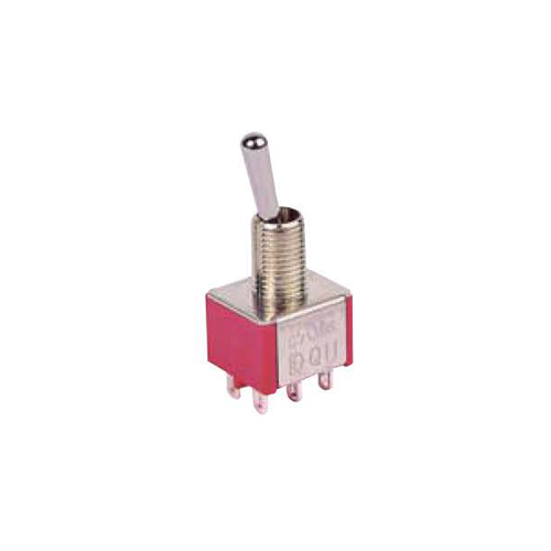 1M - DPDT- Toggle Switches, PCB switches. RJS Electronics Ltd