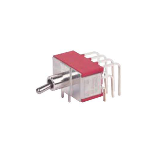 1M - M7 - 4PDT - Toggle Switches, PCB switches. RJS Electronics Ltd