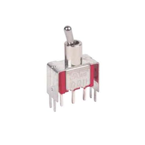 1M - VS2-VS3- DPDT - Toggle Switches, PCB switches. RJS Electronics Ltd