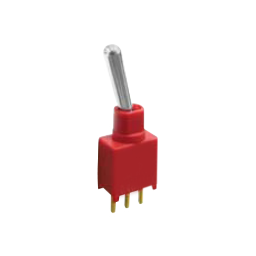 2A Series - Toggle Switches, PCB switches. M2 - SPDT - IP67 rated - RJS ELECTRONICS LTD.