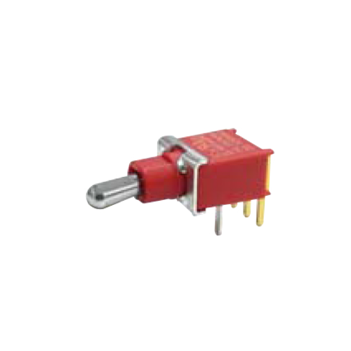 2A Series - Toggle Switches, PCB switches. M6 - SPDT - IP67 rated - RJS ELECTRONICS LTD.