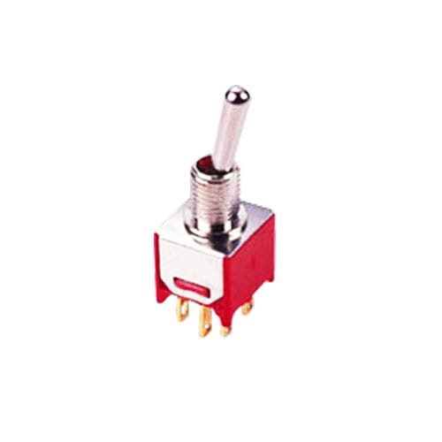 sub-miniature Toggle switch by RJS Electronics Ltd