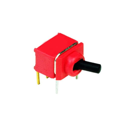 Sealed waterproof ultra-miniature Toggle switch by RJS Electronics Ltd