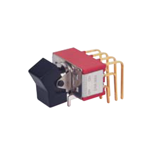 3MSeries - 3A - M7 - 4PDT - Rocker Switches, Panel Mount switches. RJS Electronics Ltd