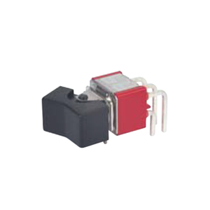 3MSeries - 3A - M7 - DPDT - HORIZONTAL - Rocker Switches, Panel Mount switches. RJS Electronics Ltd