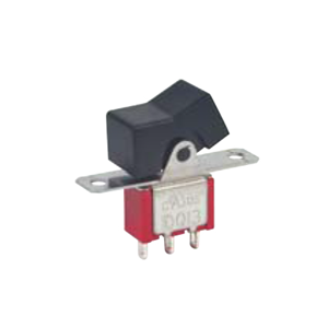 3MSeries - 3A - SPDT Rocker Switches, Panel Mount switches. RJS Electronics Ltd