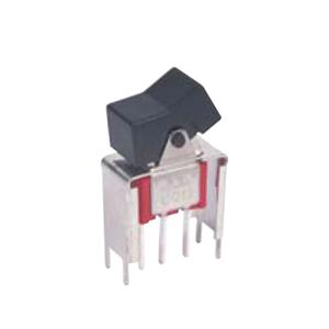 3MSeries - 3A - VS4 - VS5 -SPDT - Rocker Switches, Panel Mount switches. RJS Electronics Ltd