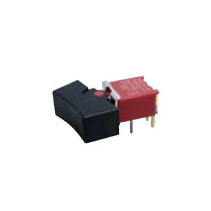 4A Series - M6 - SPDT - Rocker Switches, Panel Mount switches. RJS Electronics Ltd, pcb, panel mount, rocker switch, switch without LED illumination, SPDT, IP67 rated, electromechanical switch, RJS Electronics Ltd.