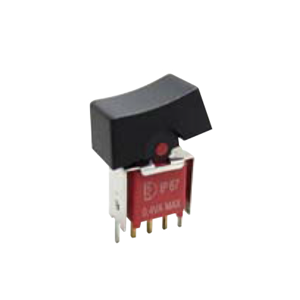 4A Series - VS2-VS3 - SPDT - Rocker Switches, Panel Mount switches. RJS Electronics Ltd. PCB, panel mount, rocker switch, switch without LED illumination, multiple actuators, vertical rocker switch, IP67 rated, RJS Electronics Ltd.