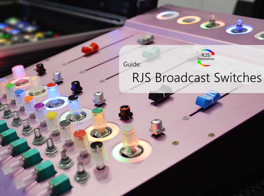 roadcast Application, Broadcast Industry, Broadcast Switches, RJS Electronics Ltd.