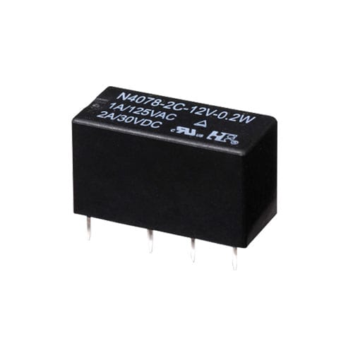 Relays, comms relays, push button metal switches