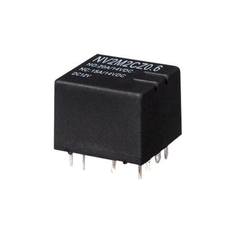 NV2M, PCB, Relay, Automitve