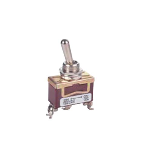 PCB- Toggle Switches- LPO SERIES - SPDT- RJS ELECTRONICS LTD