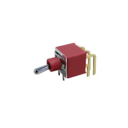 Toggle & Rocker Switch, RJS-1A-M6-DPDT, RJS Electronics Ltd.