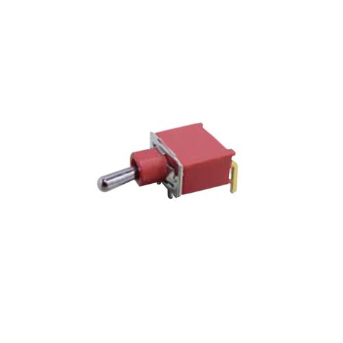 Toggle & Rocker Switch, RJS-1A-M6-SPST, RJS ELECTRONICS LTD.