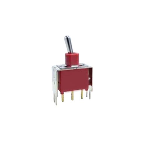 Toggle & Rocker Switch, RJS-1A-VS2-VS3-SPST, RJS Electronics Ltd.