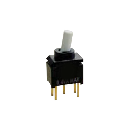 Toggle & Rocker Switch, RJS 2U M2 - RJS ELECTRONICS LTD.