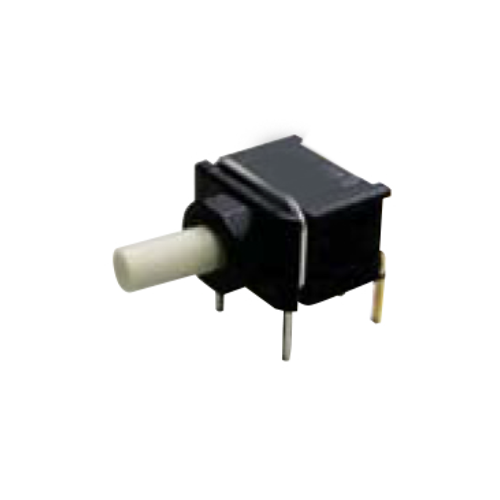 Toggle & Rocker Switch, RJS 2U M6 - BLACK GREY, RJS ELECTRONICS LTD.