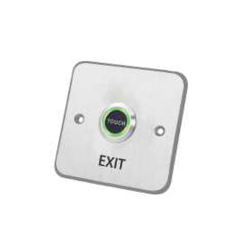 touchless exit button, rjs electronics ltd