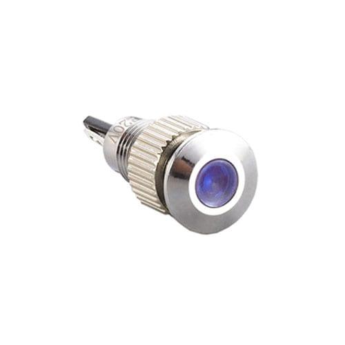 panel mount led indicator with LED illumination.