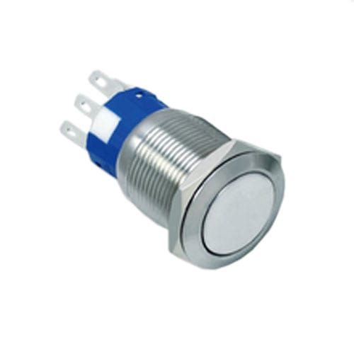RJSX02-19-F~67Q 19mm push button metal switch