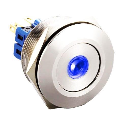 RJS(12)03-30L(A)-F-D-(B)-(BSBLK)-(XV)-67J, 30mm push button switch