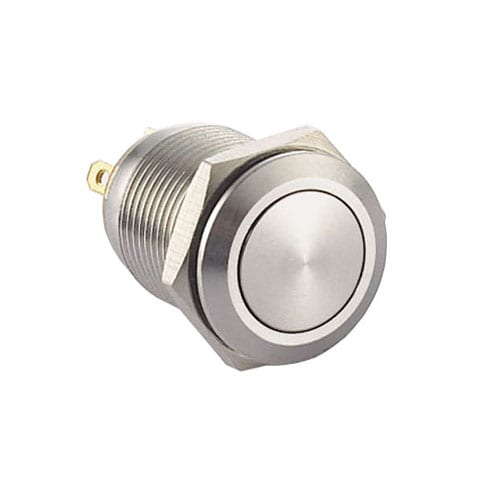 12mm metal push button switch