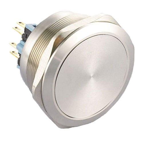 RJS(234)03-40(A)-F-(BSBLK)-67J, 40mm push button switch