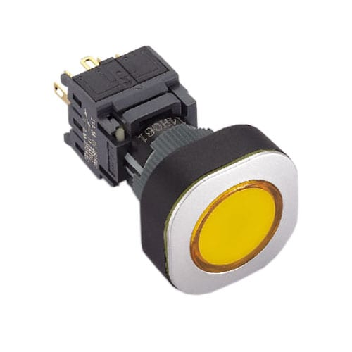 RJSPS1622B Square Button