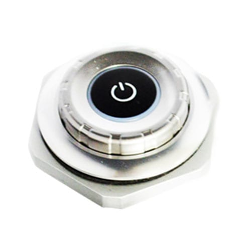 SF39EB Rotary Encoder center pushbutton switch panel mount