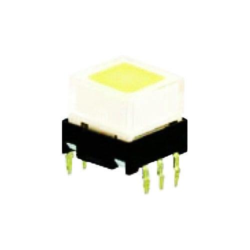 LED ILLUMINATED TACT SWITCH RJS ELECTRONICS