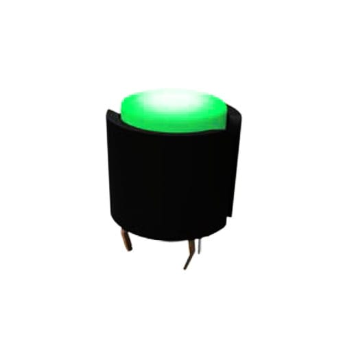 pcb push button switch, full LED illumination, tactile feel, momentary action, rjs electronics