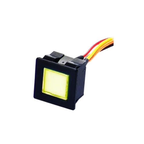 touch sensitive switch with led illumination, ip67 rated, rjs electronics ltd