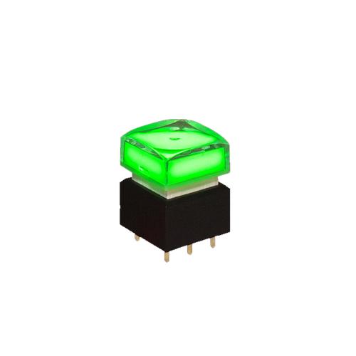 spcg push button switch with led illumination - rjs electronics ltd