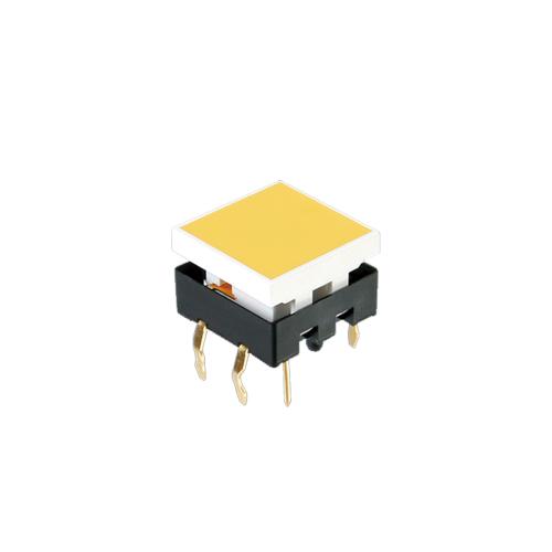 spl12 yellow push button switch rjs electronics ltd