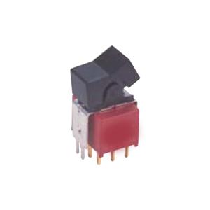 Panel mount, Rocker Switch, RJS Electronics Ltd. vs2-vs3-3pdt