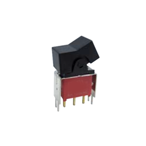 Panel Mount, Rocker Switch, vs2-vs3 - SPDT, RJS Electronics Ltd.
